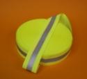3M 8710 z podkładem fluorescencyjnym żółtym