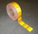 3M 957-71S Taśma odblaskowa żółta 55mm x 50mb