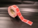 3M 957-72S Taśma odblaskowa czerwona 55mm x 50mb