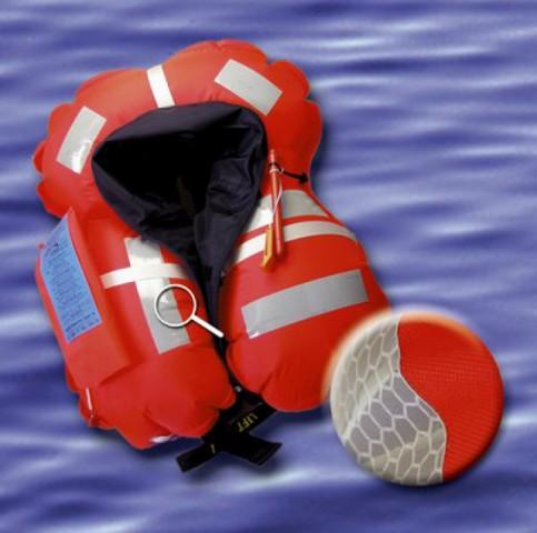 Materiał odblaskowy SOLAS - bezpieczeństwo na morzu