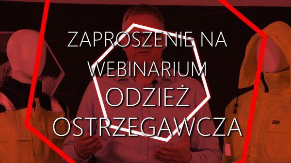 Webinarium - Odzież ostrzegawcza
