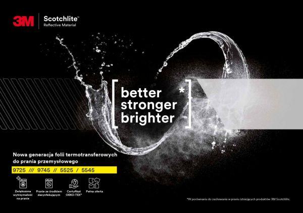 Better, Stronger, Brighter – nowa generacja materiałów odblaskowych
