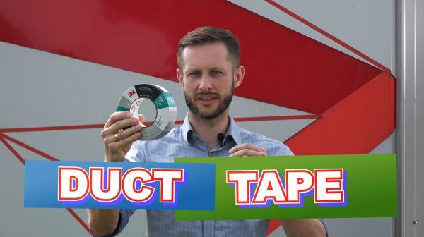 Taśmy klejące 3M typu Duct Tape