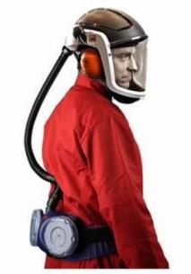 Profesjonalna ochrona dróg oddechowych na lakierni