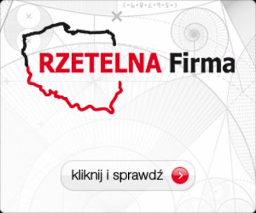 """Horus Innowacyjne Materiały Przemysłowe to """"Rzetelna Firma"""""""
