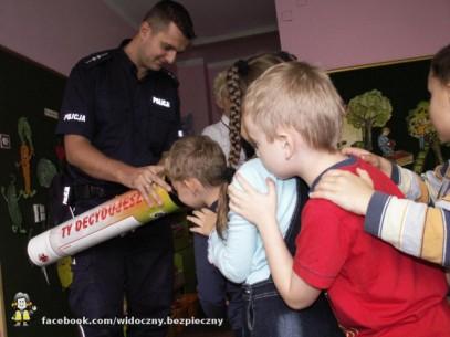 Bądź Widoczny, Bądź Bezpieczny - akcja rusza w bydgoskich przedszkolach