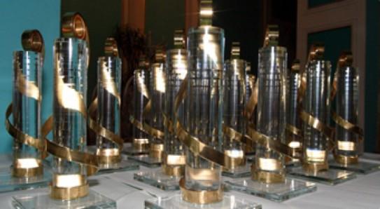 """Wręczenie statuetek """"Złoty Scotch"""" 2003"""