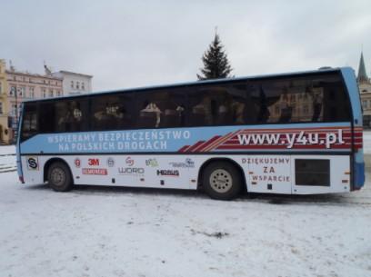 Wspieramy Bezpieczeństwo Na Polskich Drogach