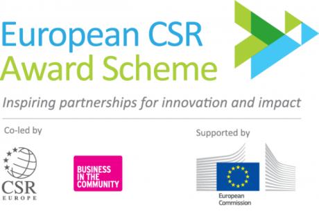 Jesteśmy finalistami European CSR Awards!