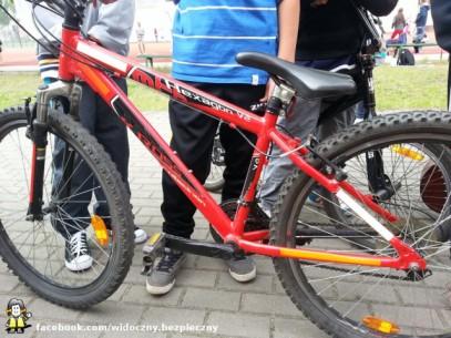 Otwarcie miasteczka rowerowego w Koronowie