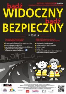 Bądź Widoczny Bądź Bezpieczny - rusza III edycja!