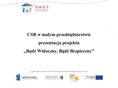"""Forum """"CSR - dobry biznes"""" w Bielsku-Białej"""
