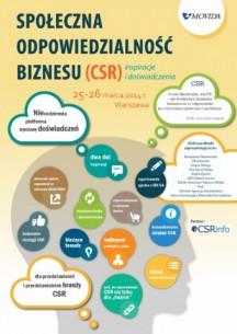 Konferencja CSR - inspiracje i doświadczenia