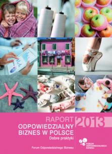 Raport CSR za rok 2013