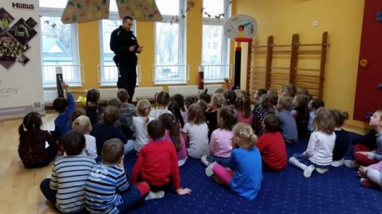 Toruńskie przedszkolaki pełne energii
