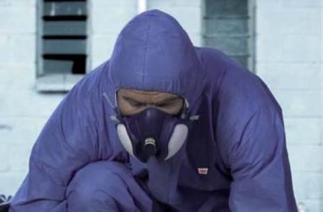 Ochrona dróg oddechowych - część 1