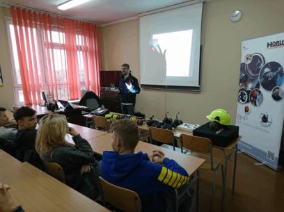 Akademia Horusa 2017/2018 - ZSB w Bydgoszczy