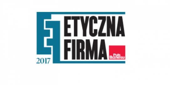 Etyczna firma 2018