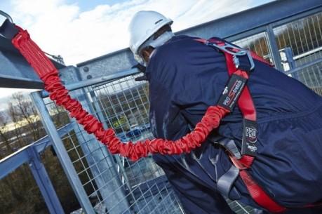 Inspekcja sprzętu chroniącego przed upadkiem z wysokości