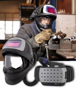 Ochrona Spawacza - 3M Speedglas Adflo