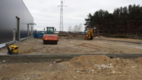 Inwestycja Nowa Siedziba - etap 4