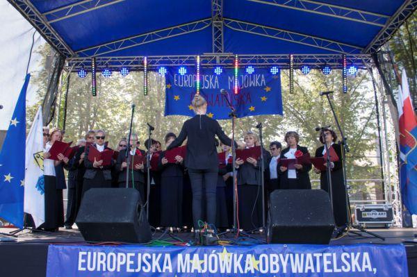 I Europejska Majówka Obywatelska