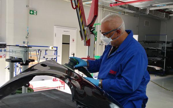 Relacja ze szkolenia blacharsko-lakierniczego 3M Automotive