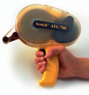 System 3M ATG Scotch - błony klejowe
