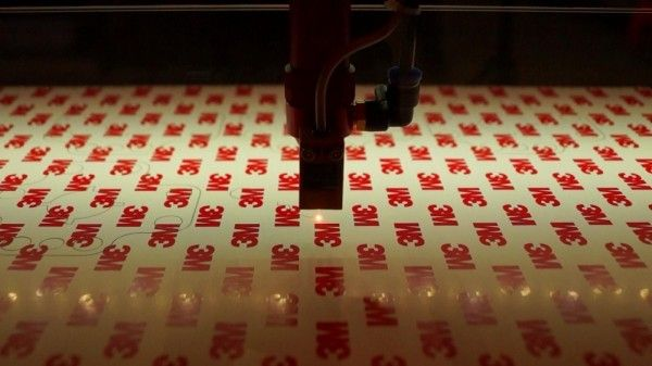 Die cutting - wykrawanie laserowe