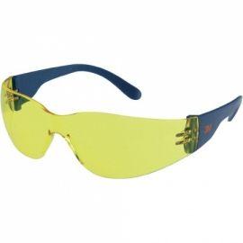 3M 2722 Okulary ochronne Żółte