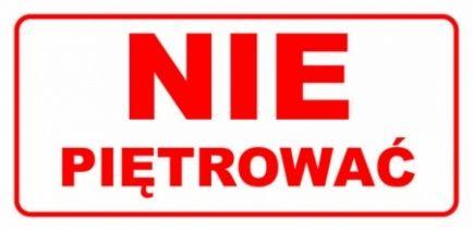 Etykieta ETH-17 Nie Pietrowac