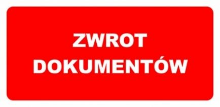Etykieta ETH-02i Zwrot Dokumentów