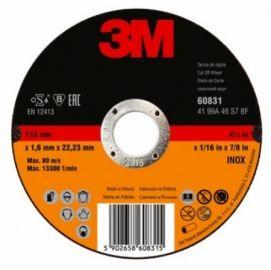 3M 68011 Tarcza do cięcia Inox 125x1x22 mm