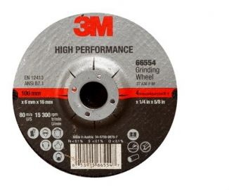 3M seria 65400/65500 Tarcza do szlifowania High Performance T27 7 x 22 mm