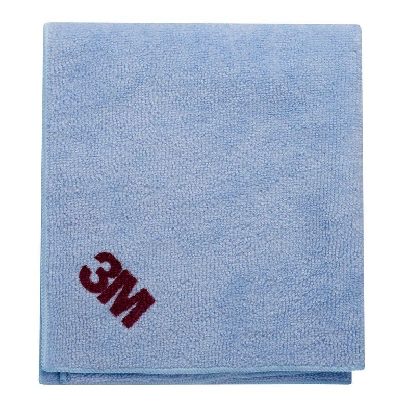 3M 50486 Ściereczka polerska Ultra Soft 32 x 36 cm niebieska