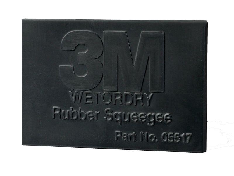3M 05517 Gumowa gąbka ściągająca 7 x 11 cm