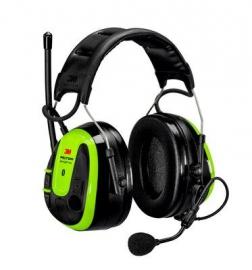 3M MRX21AWS6 PELTOR WS ALERT XPI Ochronniki słuchu z radiem FM
