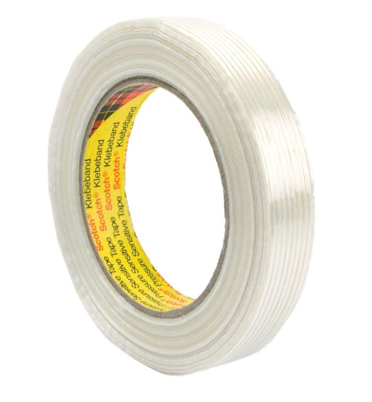 3M 8956 Taśma z włóknem szklanym 25 mm x 50 m
