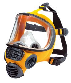 Maska pełna 3M Scott Promask Silicon 5512882
