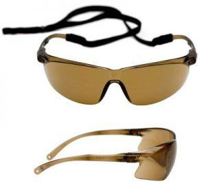 3M 71501-00002M Tora Okulary ochronne brązowe