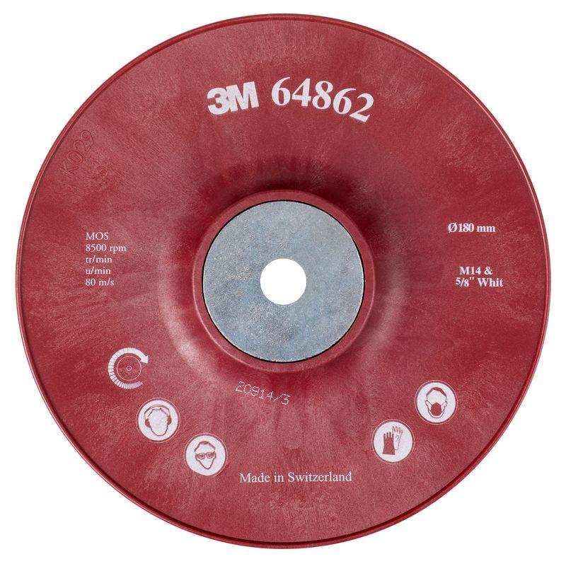 3M 64862 Podkładka do dysków fibrowych 178 mm