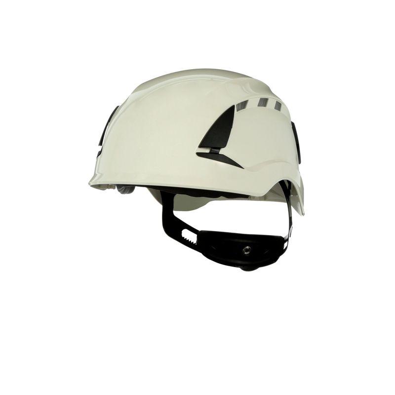 3M seria X5500V-CE SecureFit Hełm ochronny z wentylacją i regulacją śrubową