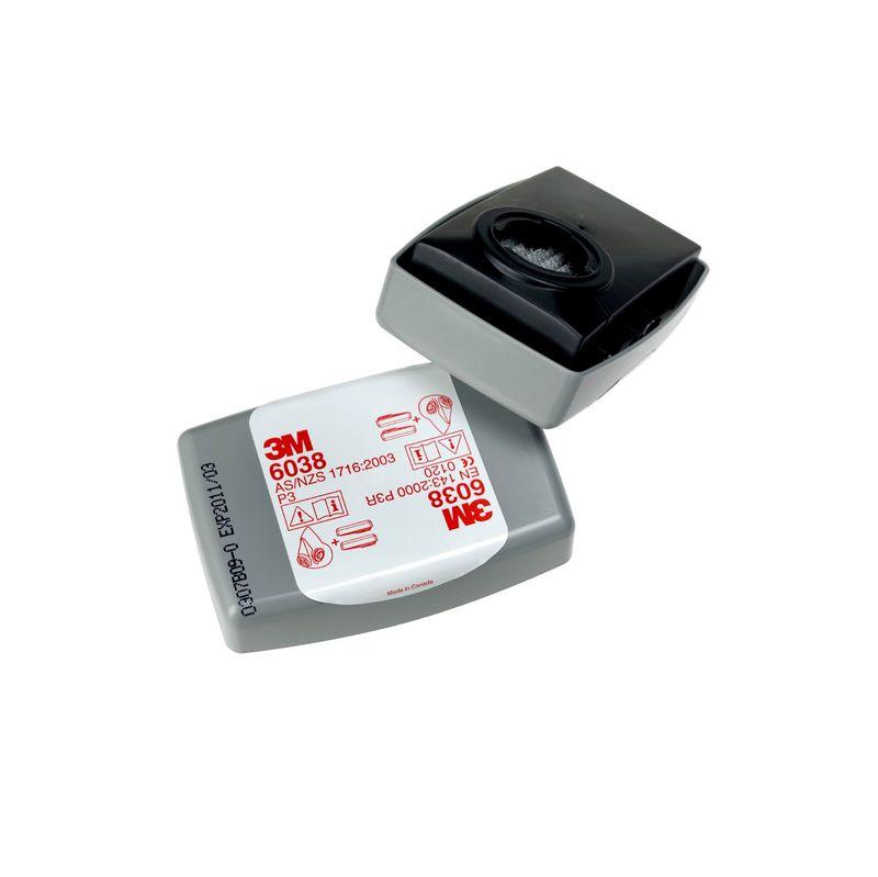 3M 6038 Filtr przeciwpyłowy P3