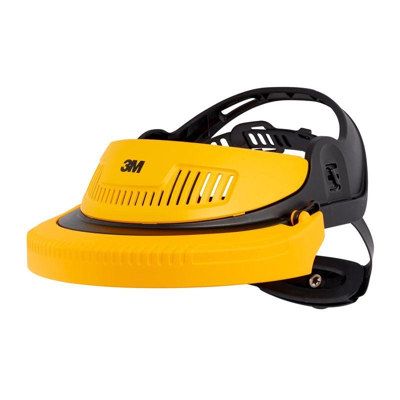 3M G500 Nagłowie ochronne żółte