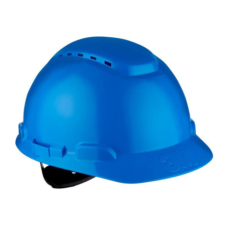 Kask 3M H-700N niebieski z regulacją śrubową
