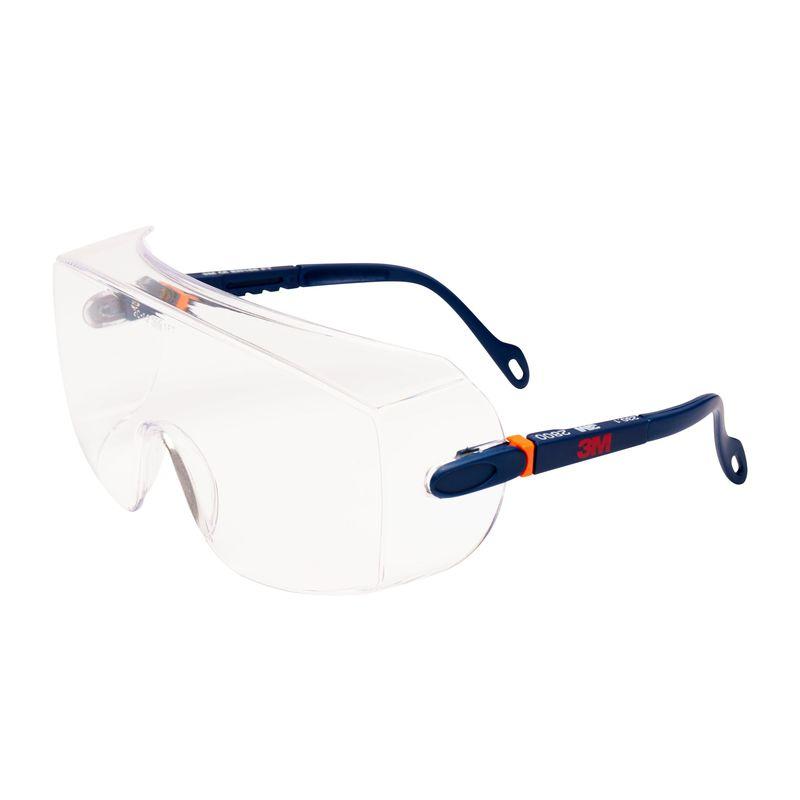 3M seria 2800 Okulary ochronne do okularów korekcyjnych