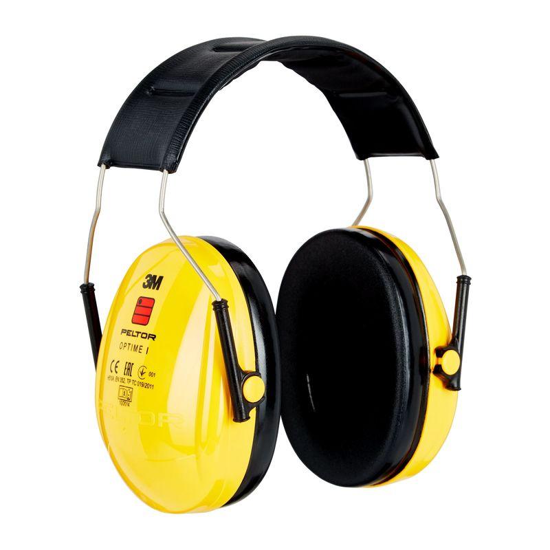 3M H510A Peltor Nauszniki Optime I na głowę