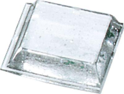 3M SJ5308 Bumpon podstawki samoprzylepne przezroczyste, 80 szt.