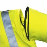 Kurtka fluorescencyjna softshell 2w1 Coverguard Station
