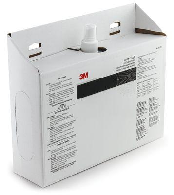 3M Stacja czyszcząca do okularów ochronnych - zestaw